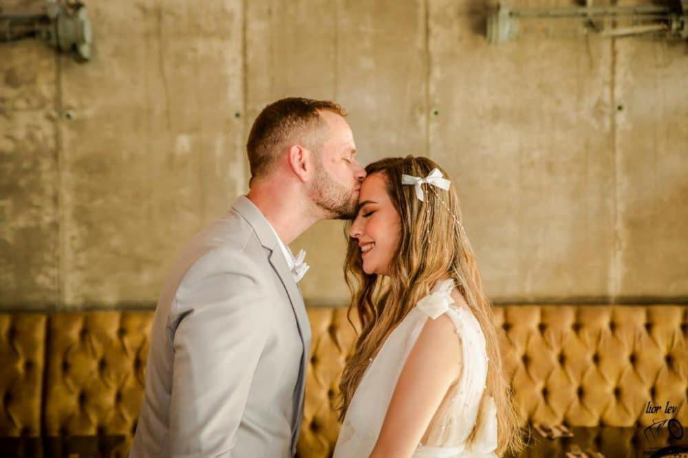 לאחר 4 שנים ו4 שקלים התחתנו